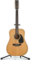 Musical Instruments:Acoustic Guitars, Takamime F-400 Natural 12 String Acoustic Guitar #7806-125-55...