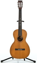 Musical Instruments:Acoustic Guitars, 1900's Washburn 1897 Style Natural Acoustic Guitar #132843...