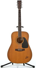 Musical Instruments:Acoustic Guitars, 1980's Takamine Lawsuit Natural Acoustic Guitar #30015367...