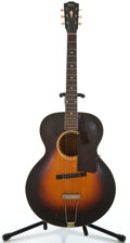 Musical Instruments:Acoustic Guitars, 1900's Gibson L Sunburst Archtop Acoustic Guitar ...