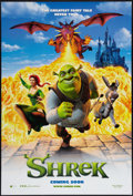 "Movie Posters:Animation, Shrek (DreamWorks, 2001). One Sheet (27"" X 40"") DS Advance. Animation.. ..."