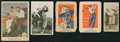 Golf Cards:General, 1920's-1950's Golf Card Collection (5) - All Sam Snead or Bobby Jones! ...