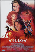 "Movie Posters:Fantasy, Willow (MGM, 1988). One Sheets (3) (27"" X 40"") SS Advance, Style A and Regular Style. Fantasy.. ... (Total: 3 Items)"