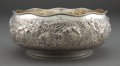 Silver Holloware, American:Bowls, A GORHAM SILVER AND SILVER GILT BOWL . Gorham Manufacturing Co.,Providence, Rhode Island, 1890. Marks: (lion-anchor-G) ST...