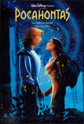 "Movie Posters:Animated, Pocahontas (Buena Vista, 1995). International One Sheets (2) (27"" X 40"") SS Advance Styles. Animated.. ... (Total: 2 Items)"