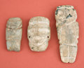 Antiques:Antiquities, Group of Three Stone Objects... (Total: 3 Items)