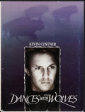 """Movie Posters:Western, Dances With Wolves (Orion, 1990). Press Kit (Multiple Pages, 9"""" X11.75""""). Western.. ..."""