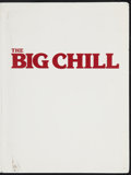 """Movie Posters:Comedy, The Big Chill & Other Lot (Columbia, 1983). Press Kits (2) (Multiple Items, 8.5"""" X 11"""" & 8"""" X 10""""). Comedy.. ... (Total: 2 Items)"""