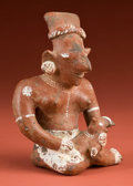 Pre-Columbian:Ceramics, Jalisco Mother and Child...