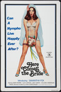 """Movie Posters:Adult, Here Comes the Bride & Other Lot (Jack Rabbit, 1978). One Sheets (2) (27"""" X 41"""" & 24"""" X 36""""). Adult.. ... (Total: 2 Items)"""
