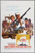 """Movie Posters:War, The Sand Pebbles & Other Lot (20th Century Fox, 1966). Spanishand International One Sheets (2) (27"""" X 41""""). War.. ... (Total: 2Items)"""