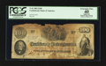 Confederate Notes:1862 Issues, T41 $100 1862 PF-27 Cr. 322A. Issued at Monroe, LA.. ...