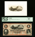 Canadian Currency: , Sault St. Marie, CW- The Bank of Brantford $4 Nov. 1, 1859 Ch. #40-12-06R. ... (Total: 2 items)