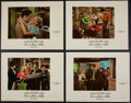 """Movie Posters:Comedy, Little Old New York (20th Century Fox, 1940). Color Glos Lobby Card Set of 8 (11"""" X 14""""). Historical Drama.. ... (Total: 8 Items)"""