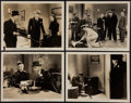 """Movie Posters:Mystery, Doomed to Die (Monogram, 1940). Photos (8) (8"""" X 10""""). Mystery..... (Total: 8 Items)"""