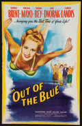 """Movie Posters:Comedy, Out of the Blue (Eagle Lion, 1947). Uncut Pressbook (36 Pages, 11"""" X 17""""). Comedy.. ..."""