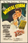 "Movie Posters:War, The Mortal Storm (MGM, 1940). One Sheet (27"" X 41"") Style C. War....."