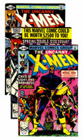 Modern Age (1980-Present):Superhero, X-Men Group (Marvel, 1980-81) Condition: Average VF/NM.... (Total:10 Comic Books)