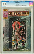 Modern Age (1980-Present):Science Fiction, Starslayer #1 and 2 CGC-Graded Group (Pacific Comics, 1982) Whitepages.... (Total: 2 Comic Books)