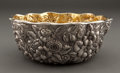 Silver Holloware, American:Bowls, A WHITING SILVER AND SILVER GILT BOWL . Whiting ManufacturingCompany, New York, New York, circa 1880 . Marks: (griffin with...