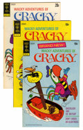 Bronze Age (1970-1979):Cartoon Character, Wacky Adventures of Cracky #1-12 File Copy Group (Gold Key,1972-75) Condition: Average VF+.... (Total: 12 Comic Books)