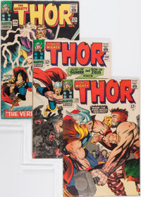Thor Group (Marvel, 1966-72).... (Total: 69 Comic Books)