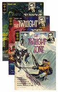 Silver Age (1956-1969):Horror, Twilight Zone File Copy Group (Gold Key, 1964-82) Condition:Average VF+.... (Total: 31 )