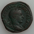 Ancients:Ancient Lots  , Ancients: ROMAN EMPIRE. Lot of two bronzes (2). ... (Total: 2coins)