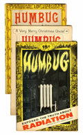 Silver Age (1956-1969):Alternative/Underground, Humbug #2, 6, and 7 Group (Humbug, 1957-58) Condition: AverageVG+.... (Total: 3 Comic Books)