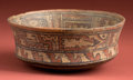 American Indian Art:Pottery, Intermediate Maya Bowl with Nicoya Influence...