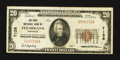 National Bank Notes:Arkansas, Texarkana, AR - $20 1929 Ty. 1 The State NB Ch. # 7138. ...