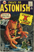 Silver Age (1956-1969):Science Fiction, Tales to Astonish #20 (Marvel, 1961) Condition: VF+....
