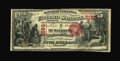 National Bank Notes:Kentucky, Mount Sterling, KY - $5 1875 Fr. 401 The Mt. Sterling NB Ch. #2185. ...