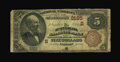 National Bank Notes:Kentucky, Mount Sterling, KY - $5 1882 Brown Back Fr. 474 The Mt. Sterling NBCh. # (S)2185. ...