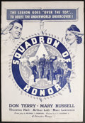 Movie Posters:Crime, Squadron of Honor (Columbia, 1938). Pressbook (Multiple Pages). Crime. ...
