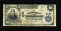 National Bank Notes:Kentucky, Mount Sterling, KY - $10 1902 Plain Back Fr. 631 The Mt. SterlingNB Ch. # 2185. ...