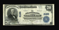National Bank Notes:Kentucky, Mount Sterling, KY - $20 1902 Plain Back Fr. 657 The Mt. SterlingNB Ch. # 2185. ...