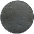 Colonials, 1776 $1 Continental Dollar, CURRENCY, Pewter Poor 1 PCGS. Newman 2-C, Hodder 2-A.3, W-8455, R.4. ...