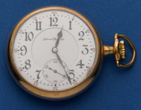Illinois 23 Jewel 16 Size Sangamo Pocket Watch