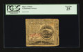 Colonial Notes:Continental Congress Issues, Continental Currency May 9, 1776 $4 PCGS Very Fine 25.. ...