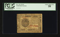 Colonial Notes:Continental Congress Issues, Continental Currency November 29, 1775 $7 PCGS Choice About New58.. ...