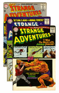Silver Age (1956-1969):Science Fiction, Strange Adventures Group (DC, 1964-67) Condition: Average VG/FN.... (Total: 30 Comic Books)