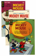 Bronze Age (1970-1979):Cartoon Character, Mickey Mouse File Copies Group (Gold Key, 1967-80) Condition:Average VF/NM.... (Total: 63 Comic Books)