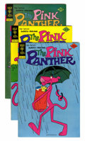 Bronze Age (1970-1979):Cartoon Character, Pink Panther File Copies Group (Gold Key, 1977-80) Condition:Average VF+.... (Total: 26 Comic Books)