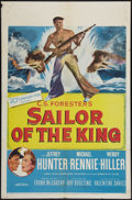 """Movie Posters:War, Sailor of the King & Other Lot (20th Century Fox, 1953). OneSheets (2) (27"""" X 41""""). War.. ... (Total: 2 Posters)"""