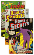 Silver Age (1956-1969):Mystery, House of Secrets Group (DC, 1962-66) Condition: Average VG/FN....(Total: 14 Comic Books)