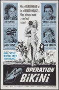 "Movie Posters:War, Operation Bikini and Other Lot (American International, 1963). OneSheets (2) (27"" X 41""). War.. ... (Total: 2 Items)"