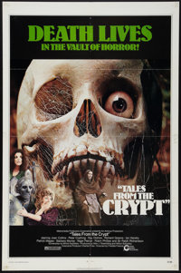"Tales From the Crypt (Cinerama Releasing, 1972). One Sheet (27"" X 41""). Horror"