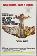 "Movie Posters:Western, Nevada Smith (Paramount, 1966). One Sheet (27"" X 41""). Western....."