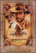 "Movie Posters:Action, Indiana Jones and the Last Crusade and Other Lot (Paramount, 1989).One Sheets (2) (29"" X 41"" and 27"" X 40"") Advance and Spa... (Total:2 Items)"